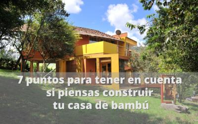tu casa de bambú